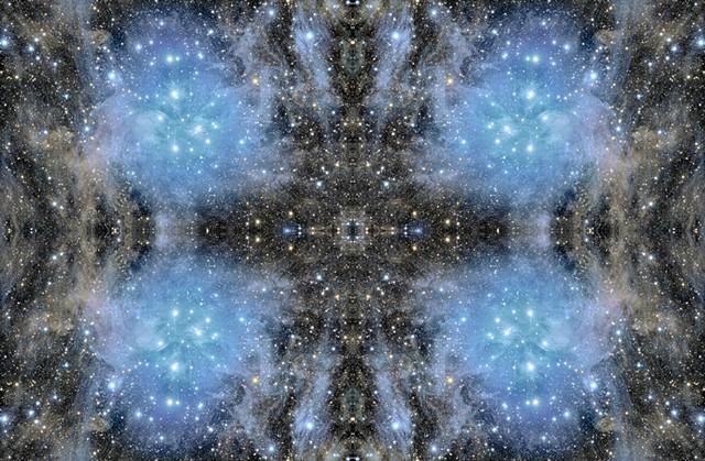 Pleiades Mandala