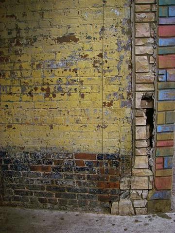 rockaway wall