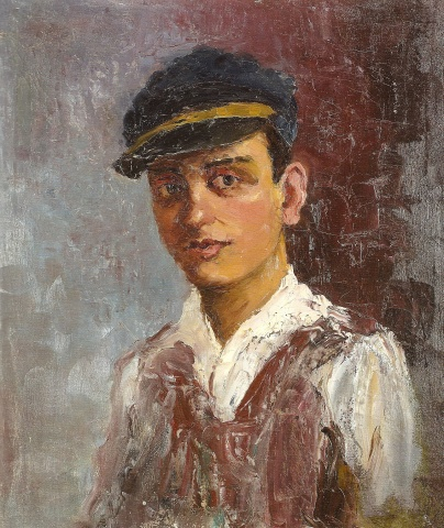 Portrait of the Artist's Brother