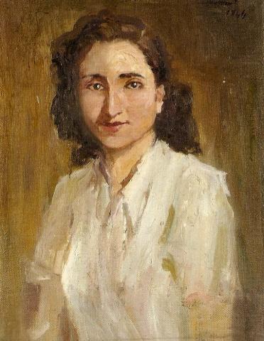 Portrait of the Artist's Sister