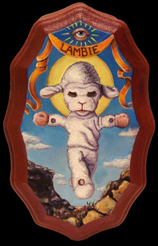 Lambie of God