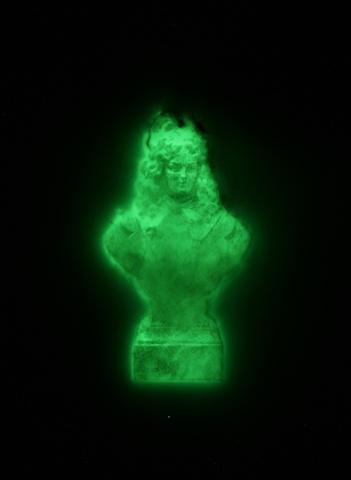 Ghost Bust (in night light)