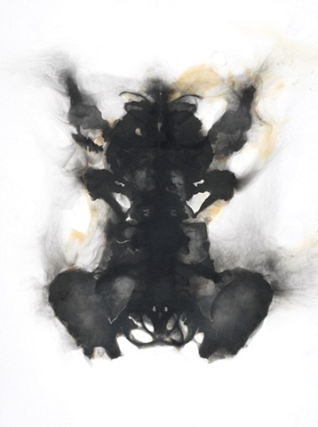 Rorschach, Inkblot Test, Follies of the Wise, Spider