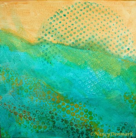 """Momentum"" by Nancy Denmark"