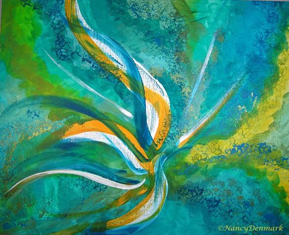 """Bird of Paradise"" ©NancyDenmark"