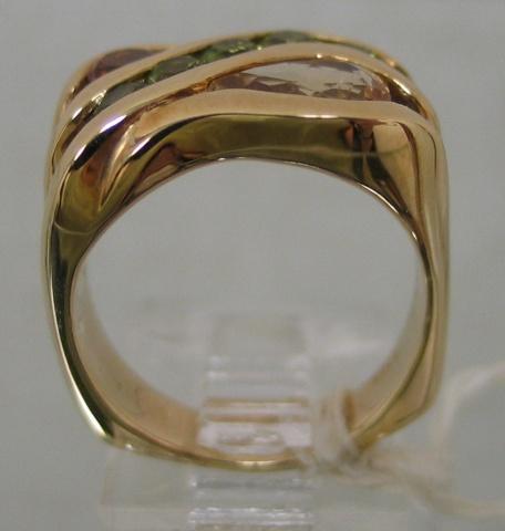 View 2 Multi Gemstone Ring