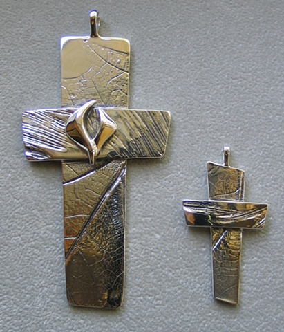 CUSTOMIZED IMPRESSION CROSSES FINISHED