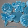 BLUE HAWAII ASSORTED SOAP SHAPES