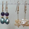 PEARL EARRING CHOICES