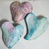 3 HAND HELD HEARTS