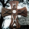 PROCESSIONAL CROSS VIEW 4