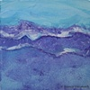 COOL WAVE ACRYLIC ON CANVAS PAINTING