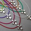 H23 THE GIFT OF GOD  CROSSES ON CORDS