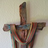 SHROUDED CROSS (SOLD)