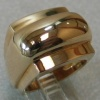 R26 DOME RING 14K