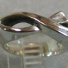HR25 FISHERS OF MEN RING  (ichthus)