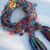 KNITTED SCARVES &amp;