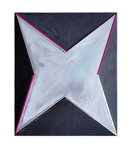UNTITLED STAR (neon magenta)