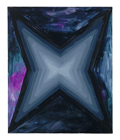 UNTITLED STAR (black grey)