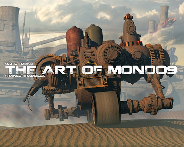 The Art Of Mondo9