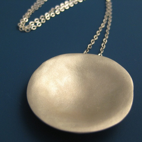 Orecchiette Large Pendant Necklace
