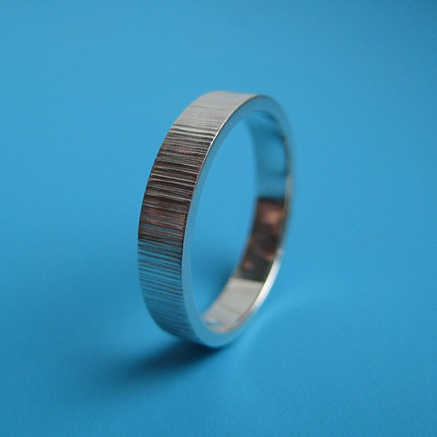 Cog Wedding Band - Women's