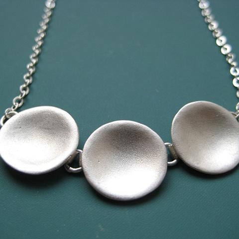 Orecchiette Trio Necklace