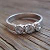 Cog Diamond Engagement Ring