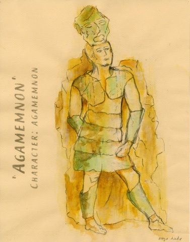 """Agamemnon"" by Aeschylus"