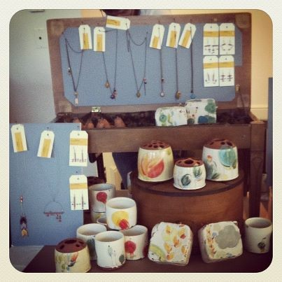 Display at Artisan Fair