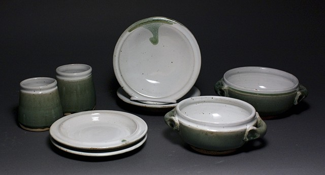 Rachel Donnelly, Dinnerware Set