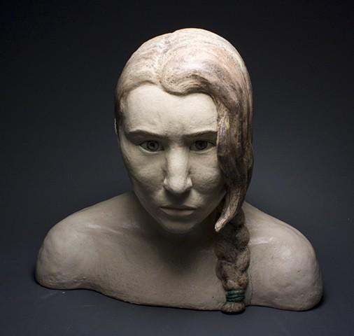 Michelle Barreto, Self Portrait