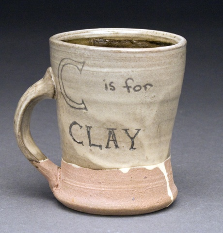 C is for Clay (View 1)