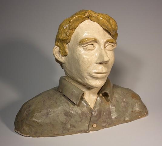 Andrew Norris, Self Portrait