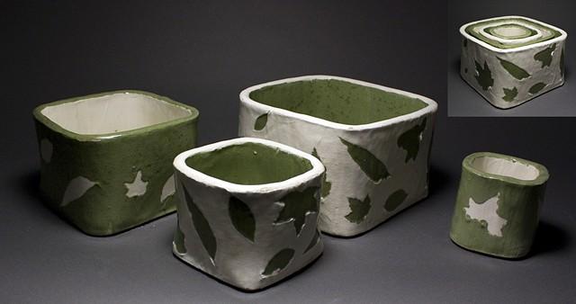 Lukas King, Nesting Bowls