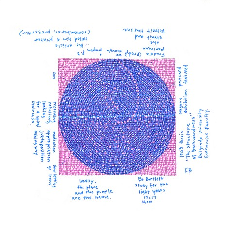 Corrie Baldauf circle drawing