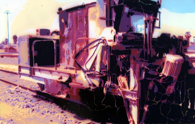 Boudreau Train Switcher