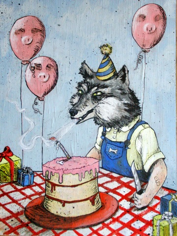 Big Bad Birthday