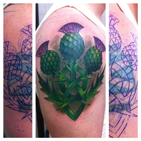 Thistle Cover Up