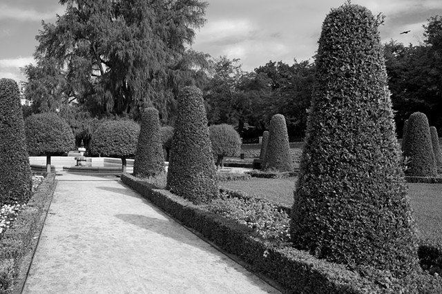 Marienbad (or the Invention of Morel)