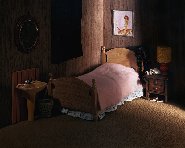 'Untitled' from the series 'Play' (Girlie Room)