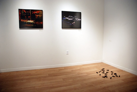 "Installation shot from ""Po.lar.i.ty"""