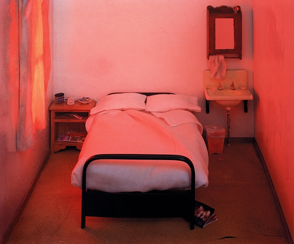 'Untitled' from the series 'Play'  (Red Room)