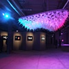 """Installation shot from """"Space"""" at MIGZ Festival, Red October, Moscow"""