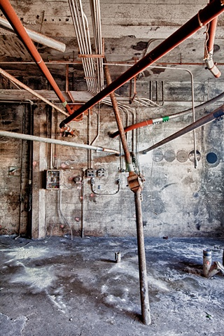 urban decay photography urbex beautiful deconstruction seattle nuclear