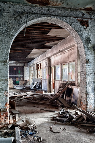urban decay photography urbex beautiful deconstruction factory cleveland stove works