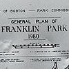 Map of Franklin Park