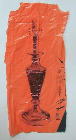 Table Lamp - orange