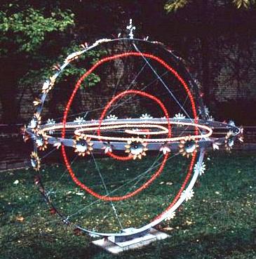 Artes Moriendi, Toronto Sculpture Garden