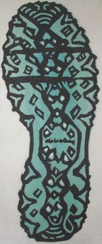 Foot print 4